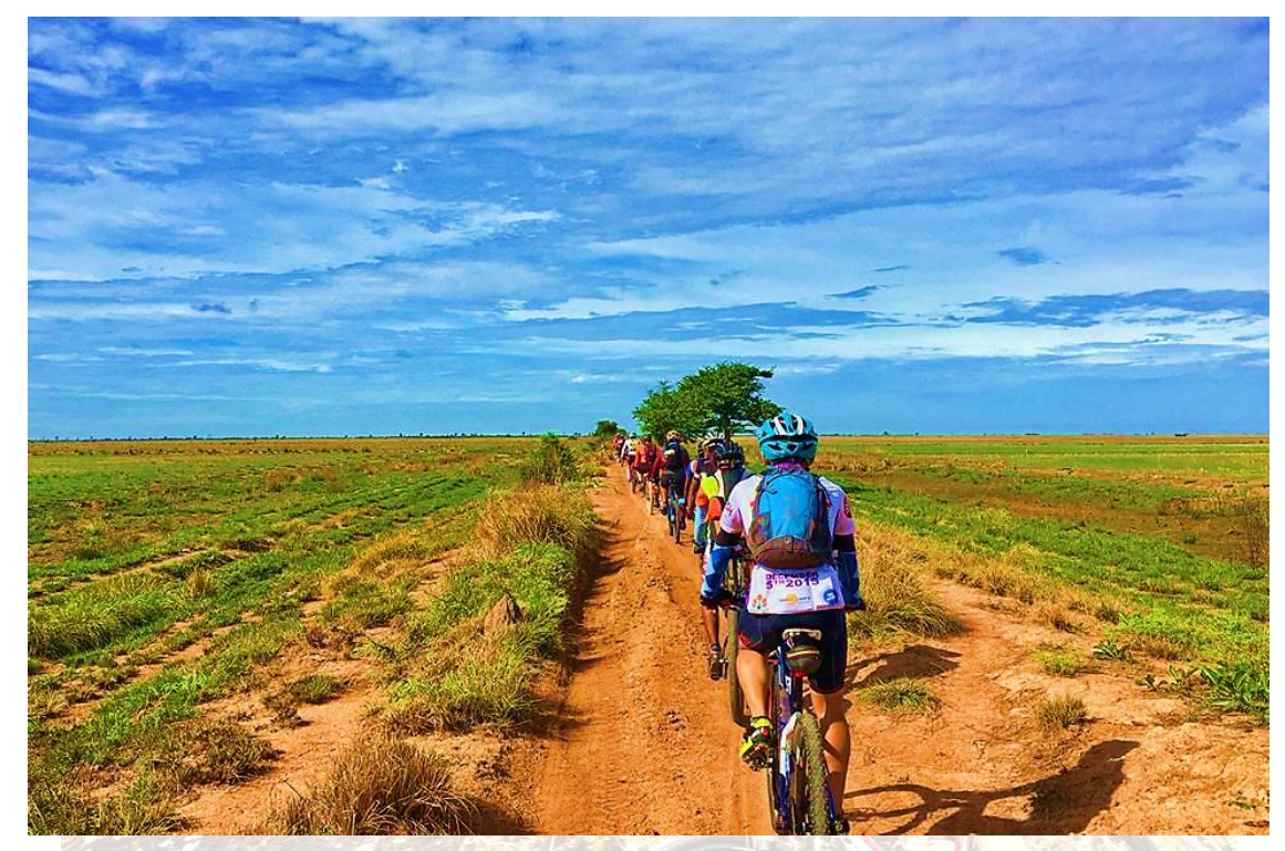 17 DAYS – SAIGON –BANGKOK CYCLING  TOUR