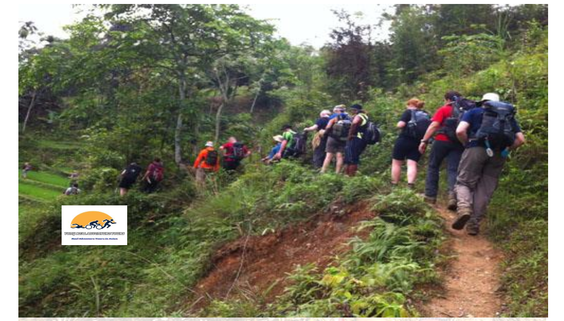 14 DAYS – TREKKING IN NGOC SON – PHU LUONG   NATURE RESERVE