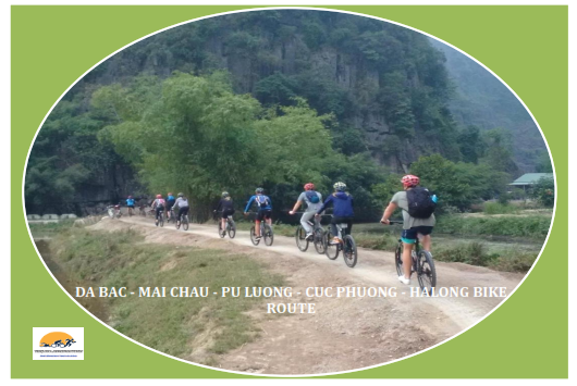 10 DAYS - MAI CHAU - PHU LUONG - HALONG BICYCLE TRIP